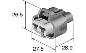 sumitomo ts 187 sealed connectors