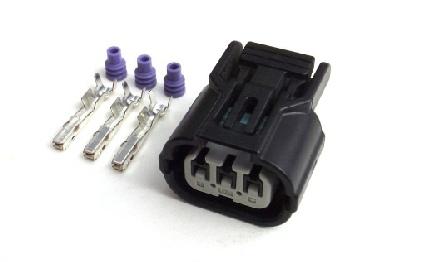 Feu de recul HX-040-3pin-center-rib-6189-0887-honda-tail-light-connector