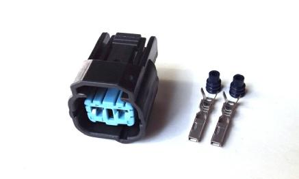 GSXR NH-1 Fuel Injector Connector HX090 2 pin OBD-2 Honda Acura