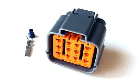 sumitomo DL090 12pin female connector2 sumitomo dl 090 2 3mm connector and terminals
