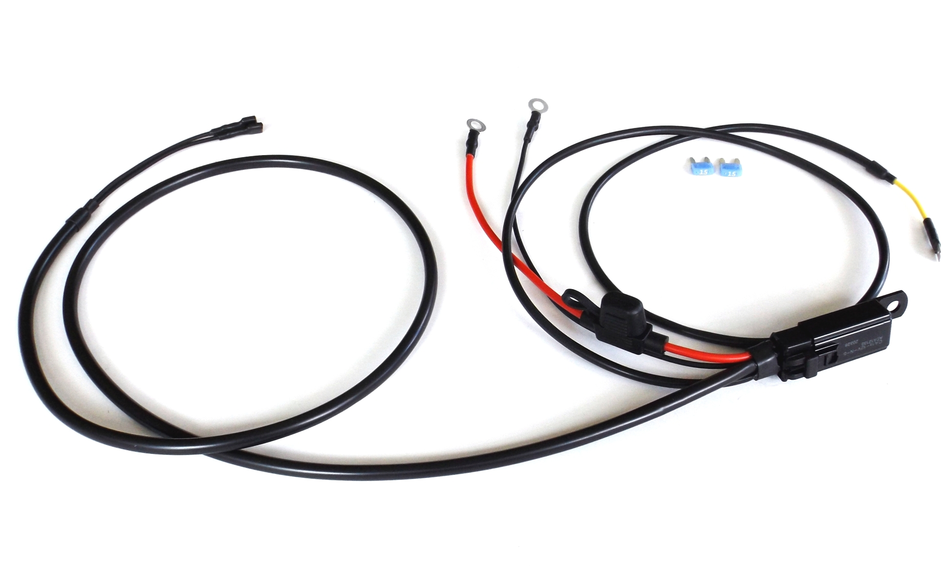 Motorcycle Horn Relay Kits Wiring Harness